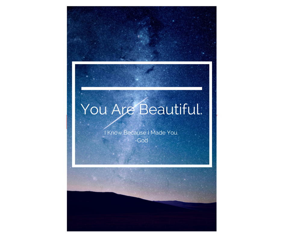 You Are Beautiful Blog